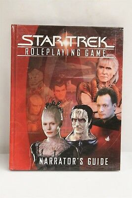 Star Trek RPG Narrator's Guide from Decipher