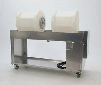 BURNISHING MACHINE 160 for STAINLESS STEEL, SILVER & SILVER-PLATED FLATWARE