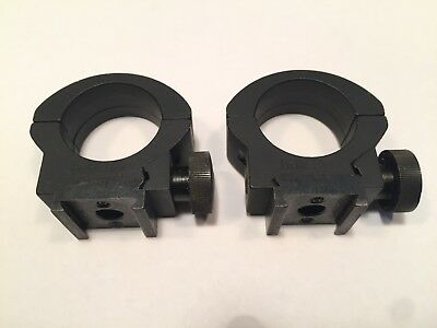 Parker Hale RAL S3  One inch scope mounts