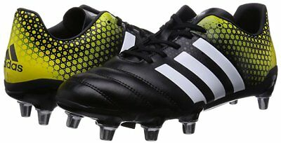 ADIDAS REGULATE KAKARI 3.0 MEN'S S.G. (WIDE FIT) RUGBY BOOTS-NEW!Size: 9.5 USA