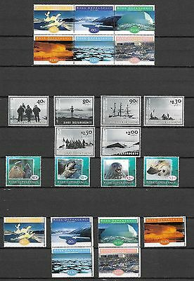 Ross Dependency - Small Collection - All Mnh
