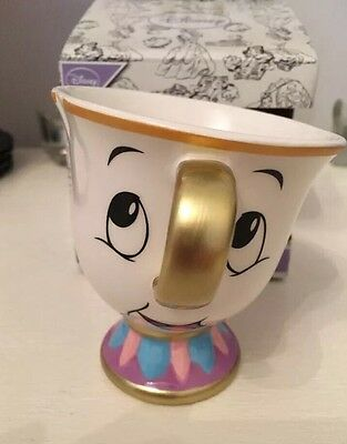 Sold Out Primark Disney Beauty And The Beast Chip Cup BNIB