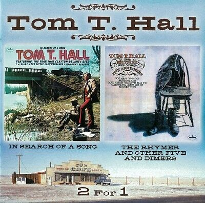 Tom T. Hall - In Search of a Song/The Rhymer and Other Five and Dimers