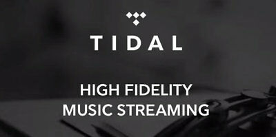 Tidal Hi-Fi  / 6 Months -FAST DELIVERY - BEST AUDIO QUALITY - ALL DEVICES
