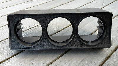 Triple Gauge Pod Holder - Retro