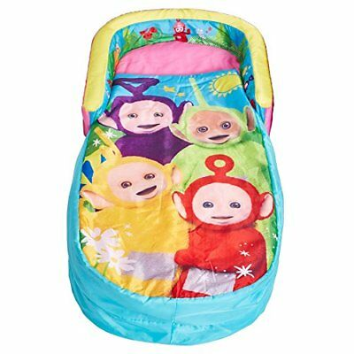 Teletubbies My First ReadyBed - Toddler Airbed and Sleeping Bag in one  BNIB
