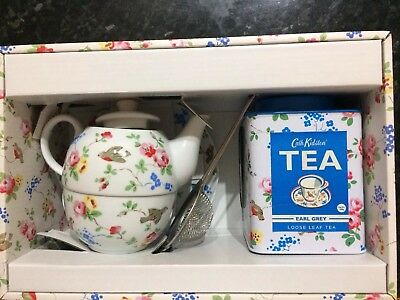 Cath Kidston Tea For One Gift Set Never Used
