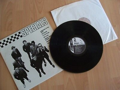 THE SPECIALS : SELF TITLED LP : UK 1st PRESS : RECORD EXCELLENT