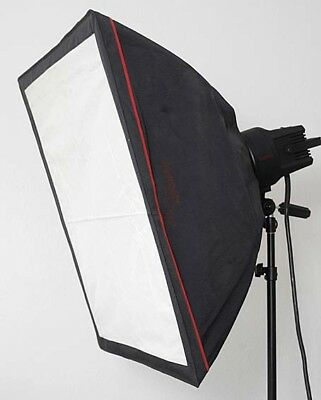 Multiblitz Multirec 75x75 Rifex 75 Softbox, V-Bajonett, Portrait, People, gut!