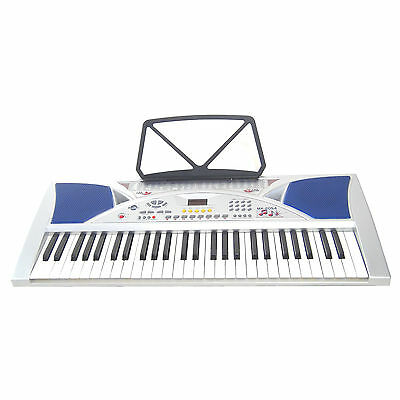 Clavier DynaSun MK2054 LCD 54 Touches E-Piano Keyboard Fonction Enseignement