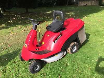 Honda Tractor Mower - Model HF1211H lawn tractor - used condition