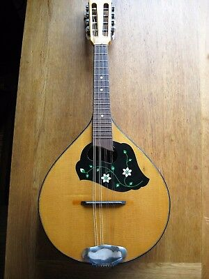 Eastern European bowl back mandolin Lignatone