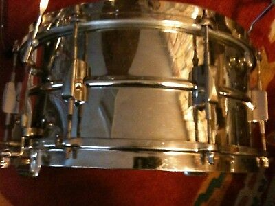 Leedy Broadway Parallel Snare Drum NoB von ca. 1932 – 1937