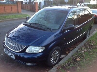 LPG Chrysler Grand Voyager LX Auto 3.3L LPG SO VERY CHEAP TO RUN PRIVATE PLATE
