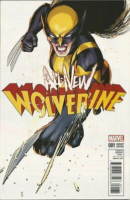 All New Wolverine #1 VARIANT 1:25 Cover   NM-   1st PRINT   X-23   Marvel Comics