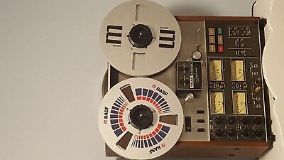 TEAC A-3340S Stereo Pro 4-Channel Reel to Reel Tape Recorder