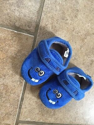 1 Pair Colorful Cute indoor toddler shoes