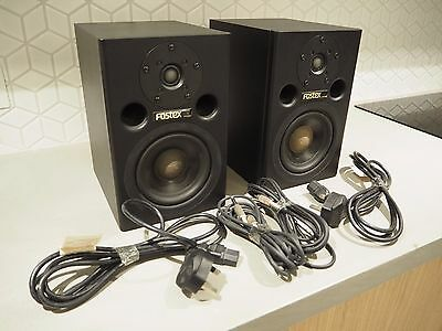 Fostex PM0.5 Active Monitors x 2 - Great condition and well looked after