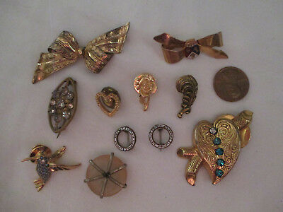 Lot of Lapel Pins includes Sterling  1014-2