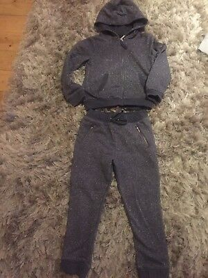 Girls Sparkle Tracksuit From Next Age 7 Years
