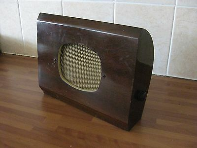 vintage richard allen minor bafflette speaker