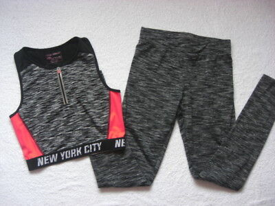 girls active wear outfit age 12/13 yrs