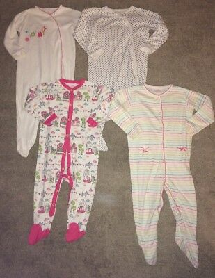 Next Girls 18-24 Months Baby Grow Bundle, All In One
