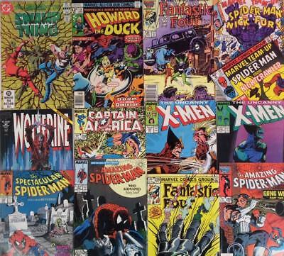 Massive JOBLOT comics. 100+ Issues. 1970's onwards Marvel DC + more. See images