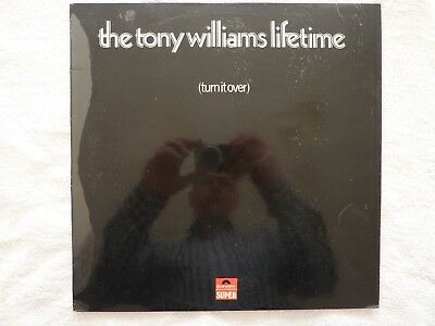 The Tony Williams Lifetime - Turn It Over Polydor Nr Mint