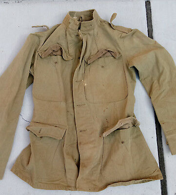 WWI Vintage US Army Summer Tunic M1912