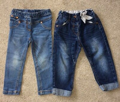 Next 18-24 Months Girls Jeans Bundle