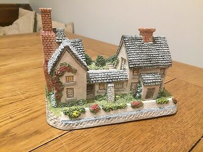David Winter Cottages Newtown Millhouse Limited Edition Numbered & Signed