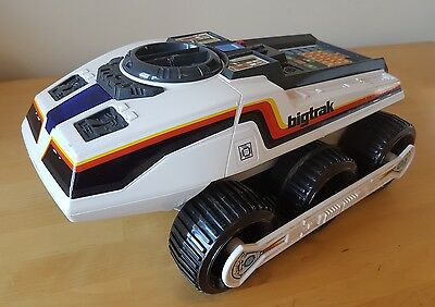 Bigtrak Programmable Electronic Vehicle BOXED & COMPLETE