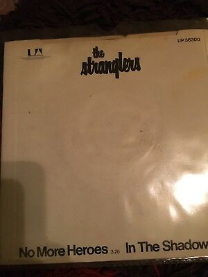 The Stranglers No More Heroes And In The Shadows