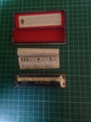 Hohner Marine Band Harmonica in G