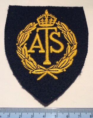 Unusual ATS (Auxiliary Territorial Service) Patch