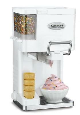 Cuisinart ICE-45 Mix-It-In Soft Serve Ice Cream Maker - White