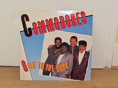 """Commodores Goin"""" To The Bank 12"""" Vinyl  Record"""