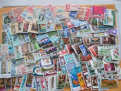 Nice collection (lot) of 140 different St Kitts Nevis