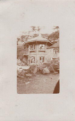 MALVERN 3 POSTCARDS TOPOSCOPE ST ANNES WELL B&W PC's NOT POSTED HOME MADE? OLD