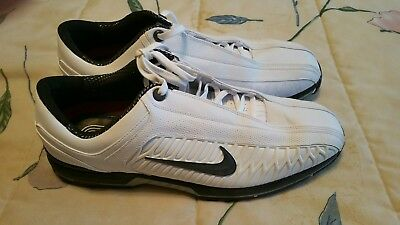 Nike Air Zoom Elite Ii Mens White Golf Shoes 11
