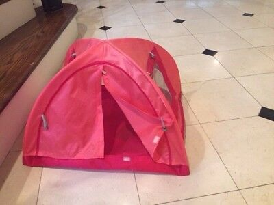 American Girl Great Outdoors Tent, no original box or accessories, Used