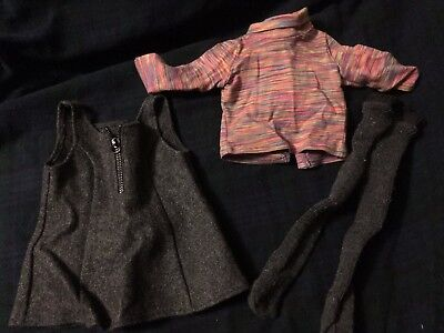 American Girl Doll Wool Jumper Outfit