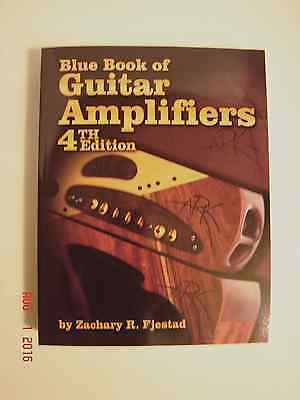 Blue Book of Guitar Amplifiers 4th Edition by Zachary R. Fjestad (2010-11-21)
