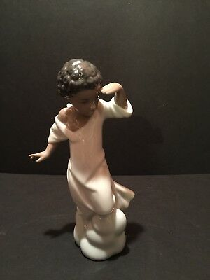 "Lladro ""Black Legacy Collection - Your Special Angel (6492)"""