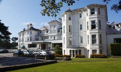 Bournemouth 2 Nights with Breakfast & Dinner at the Wessex Hotel - 22-24 October