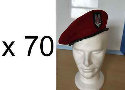 Lots 70 Military Beret Cap Hats Ww Ii Who Dares Wins British Army Sas Wholesale