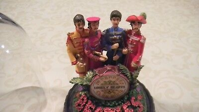 SGT. PEPPERS LONELY HEARTS CLUB BAND MUSIC BOX 1993 Franklin Mint The Beatles