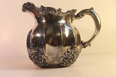 Silver Plate Pitcher #5183 on the bottom Possibly Wilcox