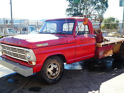 1968 Ford F350